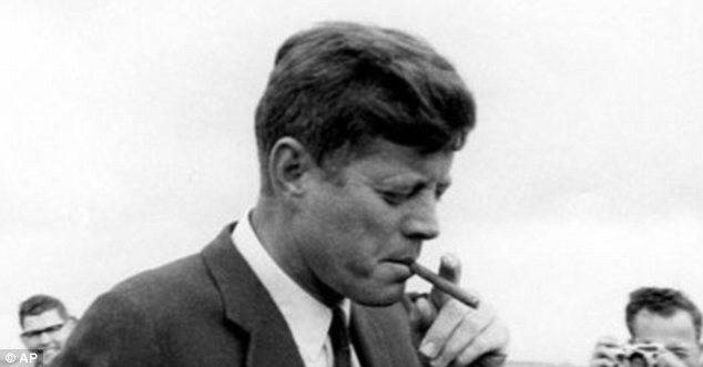 Just before he signed the embargo against Cuba, President John F. Kennedy bought 1,200 Cuban cigars.