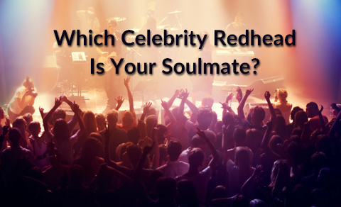 Which Celebrity Redhead Is Your Soulmate